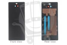 Official Sony Xperia 10 Plus Black Battery Cover - 78PD1400010