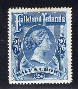 1898 Falkland Isl. SC#20. SG#41. Mint, Lightly Hinged, VF.
