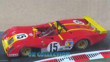 1:43 FERRARI 312 P (24H Le Mans 1973 - Ickx - Redman) - Fabbri (62)