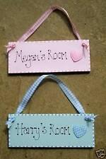 Love Heart Decorative Door Signs/plaques