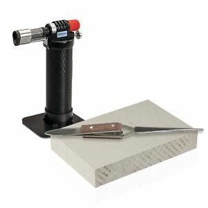 Jeweller's Basic Soldering Kit includes Blow Torch, Soldering Block and Tweezers