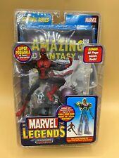Marvel Legends Sentinel Series 1st Appearance Spider Man Spiderman Sealed