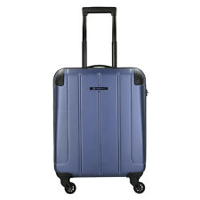 Franky Munich 4 wheels trolley S suitcase hard luggage 55 cm (dark blue)