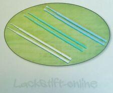 LACKTUPFER Set - 6 Mikropinsel - präzise Ausbesserung von Lackschäden - 3 Größen