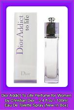 Dior Addict To Life Perfume by Christian Dior 3.3 / 3.4 oz / 100ml EDT Spray