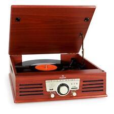 (B-WARE) RETRO DESIGN HIFI ANLAGE PLATTENSPIELER ENCODER STEREO USB MP3 PLAYER A