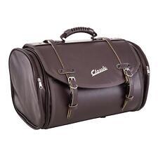 Tasche Koffer Classic Groß 35 Liter Braun für Gepäckträger Piaggio Vespa Roller