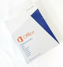 Office Professional 2013 Key Card 1PC/1User SEALED