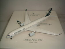 """Herpa Wings 500 Cathay Pacific Airways CX A350-900 """"2016s new color"""" 1:500 NG"""