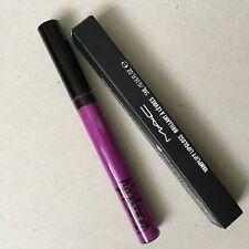 MAC Vamplify Lipgloss How Chic Is This 0.16oz/5ml Purple Art Cosmetics NEW Gloss