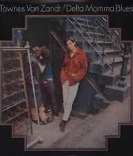 Townes Van Zandt - Delta Momma Blues [New Vinyl] 180 Gram