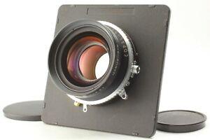 Zoll Optisch Mint Schneider Symmar S 240mm F5.6 Mc Groß Format Objektiv Copal 3