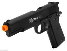 Licensed 350 FPS Airsoft Colt M1911A1 Metal Slide .45 Pistol