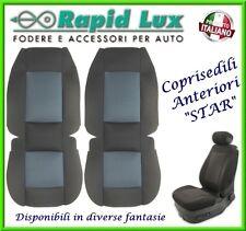 """Coppia fodere coprisedili anteriori Star per Toyota Yaris fantasia """"S743"""""""