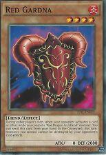 YU-GI-OH CARD: RED GARDNA - TDIL-EN015