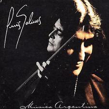 LUIS SALINAS - MUSICA ARGENTINA NEW CD