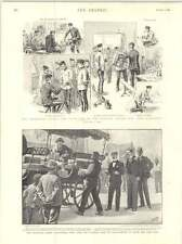 1899 Despatching Gold From National Bank Gunpoint War Scare Johannesburg