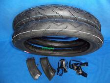 Reifen Set Vee Rubber  2,75 x 16 für Simson KR51 Schwalbe S50 S51 S53
