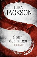 Spur der Angst von Lisa Jackson (2013, Taschenbuch)