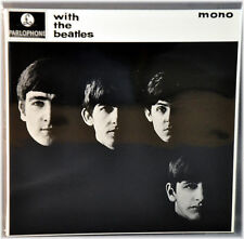 The BEATLES With The Beatles Japan MONO Mini LP CD Real PMC - 1206