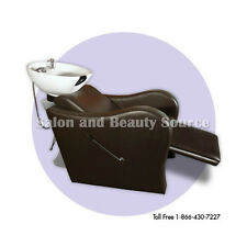 Shampoo Unit Backwash Bowl Chair Salon Spa Furniture