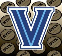 Villanova Wildcats Logo NCAA Die Cut Vinyl Sticker Car Window Bumper Decal