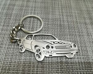 Chevrolet Camaro Z, keychain by your picture, custom gift, personalised  keyring