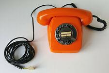 Post Telefon FeTAp 611-2 • Wählscheibe • Impulswahl • Vintage Rare • Top Zustand