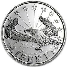 1 Unze Silber Liberty Eagle 999,99