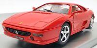Majorette 1/18 Scale Model Car 4419 - Ferrari F355 - Red
