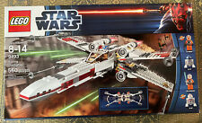 LEGO Star Wars X-Wing Starfighter 9493 New & Sealed *Retired Product