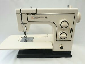 Frister & Rossmann 902 Semi Industrial Automatic Sewing Machine. With Free Arm