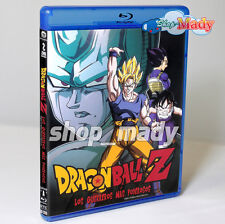 Dragon Ball Z Fight! 10 Billon Power Warriors Bluray ESPAÑOL LATINO Region Free