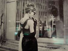 AUDREY HEPBURN IN BREAKFAST AT TIFFANY S PHOTO PRINTED 4X6 GLOSSY PAPER