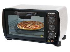 Mini Backofen 12 Liter Miniofen 1000 Watt Ofen Pizzaofen Timer Minibackofen NEU