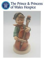 Goebel Hummel Sweet Music No 186 boy with cello W. Germany excellent condition