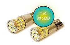2 x LED Standlicht T10 30 SMD Power SMD Xenon Weiss für Scheinwerfer 12 Volt