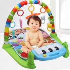 3in1 Baby Music Krabbeldecke Spielmatte Spieldecke Spielboge Babydecke Spielzeug