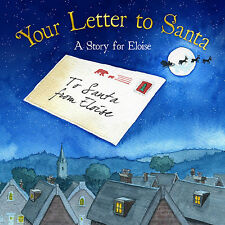 Personalised Your Letter to Santa Book Softback Christmas Gift Children