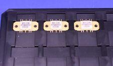 (3) M/A Com S C-Band 1.6W 2.5-5.5 GHz RF Power Amplifier MAAPGM0035 Microwave