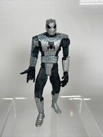 Marvel Legends Spider-Man Armoured Silver Web Armour Classics Universe Figure