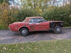1965 Ford Mustang base 1965 Ford Mustang Coupe Red RWD Manual base