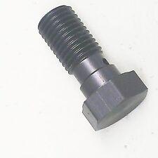 Bremsleitungsschraube Hohlschraube M10 x 1,25 Alu anthrazit Leitungsschraube