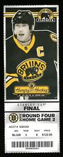 2011 Boston Bruins & Vancouver Canucks Game 4 Stanley Cup Finals Full Ticket