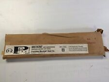 D2 Precision Ground Flat Stock 3/4x4x18 Oversize, Precision Marshall