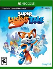 Super Lucky's Tale (Xbox One) New Sealed UK PAL