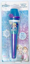 Disney Frozen Light-Up Melody Microphone Let it Go Chorus Kids Toy Factory Seald