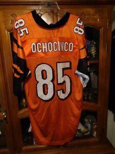 Cincinatti Bengals OCHOCINCOO  #85 Jersey Size XL Authentic Reebok NFL equipment