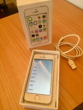 Iphone 5s Silver 16GB (No password)