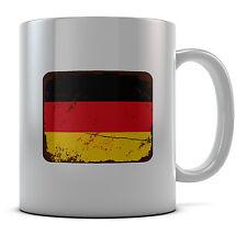 Tedesco Germania Bandiera Tazza Tazza Regalo Compleanno Caffè